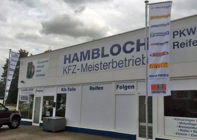 HAMBLOCH KFZ-Meisterbetrieb